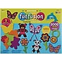 Perler Fun Fusion Fuse Bead Value Activity Kit,