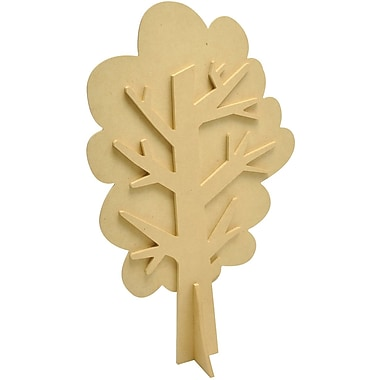 Kaisercraft Beyond The Page MDF Acorn Tree, 12in. x 19in.