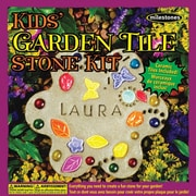 Midwest Products Kids Garden Tile Stone Kit