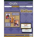 Grafix Vellum Value Pack, 8.5in. x 11in., Deluxe Assortment