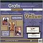 Grafix Vellum Value Pack, 12 x 12, Deluxe