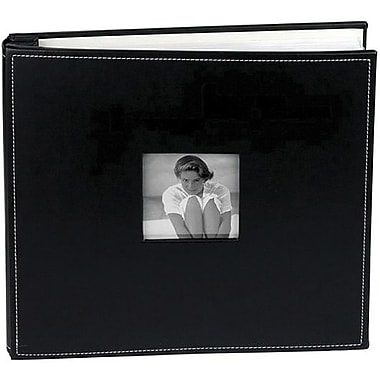 Making Memories Leather Postbound Albums W/Window