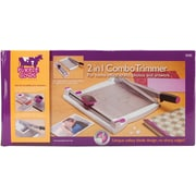 Purple Cows 2-In-1 Combo Trimmer, 12