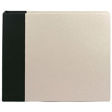 American Crafts Modern D-Ring Album, 12in. x 12in., Black