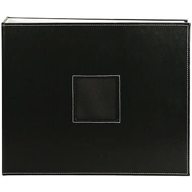 American Crafts Leather D-Ring Albums