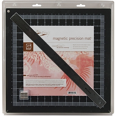 Basic Grey Magnetic Precision Mat Set