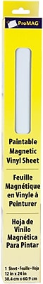 Magnum Magnetics Corp Adhesive Magnetic Sheet