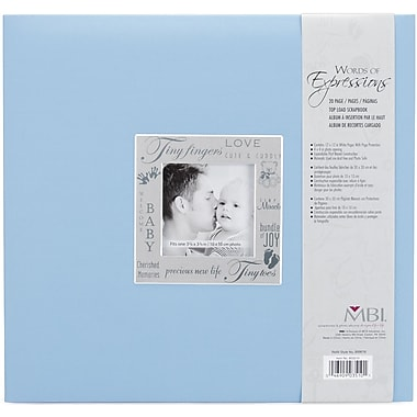 MBI Expressions Postbound Albums