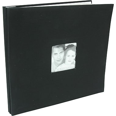 MBI Fashion Fabric Postbound Albums
