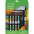 Reeves Complete Painting Set, Acrylic Color