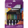 Reeves Complete Painting Set, Oil Color