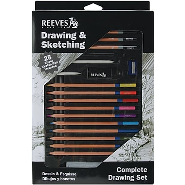 Reeves Complete Drawing Set-Drawing & Sketching