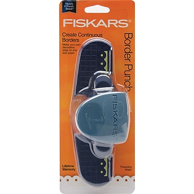 Fiskars Border Punch, Threading Water