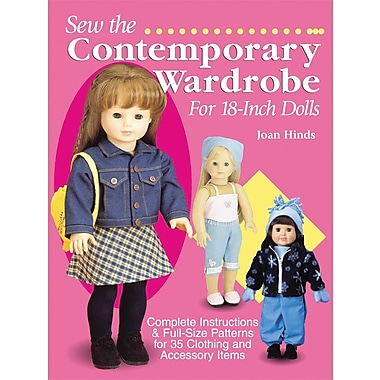 F&W Publications Sew The Contemporary Wardrobe, 18in.