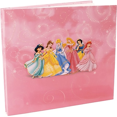EK Success Princess Jewel Postbound Album, 12