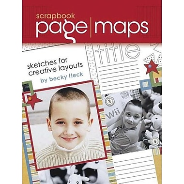 F&W Publications Memory Makers Books, Page Maps