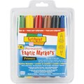 Duncan Scribbles Dual-Tip Permanent Fabric Markers