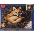 "Dimensions Paint By Number Craft Kit Painting, 20"" x 16"", Sunlit Fox (91380)"