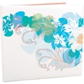 Trends International Tropical Waves Postbound Album, 12in. x 12in., Embroidered