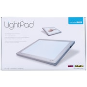 "Artograph Light Pad Light Box, 11.6"" x 14.6"" x .625"""