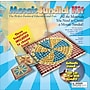 Aquastone Group Mosaic Sundial Kit, 8 X 8
