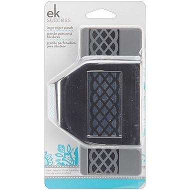 EK Success Slim Edger Punch Large, Lattice Chain