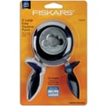 Fiskars Squeeze Punch, X-Large, Cloud