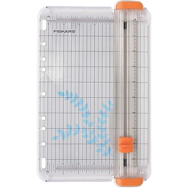 Fiskars SureCut Card Making Paper Trimmer, 9in.