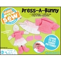 Colorbok Learn To Sew Dress-A-Bunny Kit, 8in. x 113/4in.
