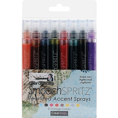 Clearsnap Smooch Spritz Donna Salazar Assortment