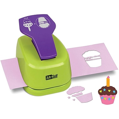 Mc Gill Dimensional Lever Punch, Cupcake