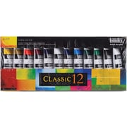 Reeves Liquitex Professional Heavy Body Non-toxic 2 oz. Acrylic Paint, 12/Pack (101038)