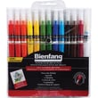 Speedball Art Products Bienfang Watercolor Brush Pen, 12/Pkg