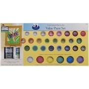 Plaid:Craft Non-toxic Window Color Value Paint Set, 2/Pack (17030)