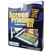 Jacquard Products Screen Printing Kit, Opaque