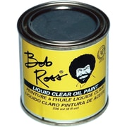 Martin/ F. Weber Bob Ross 236 ml Oil Paint, Liquid Clear (R62-37)