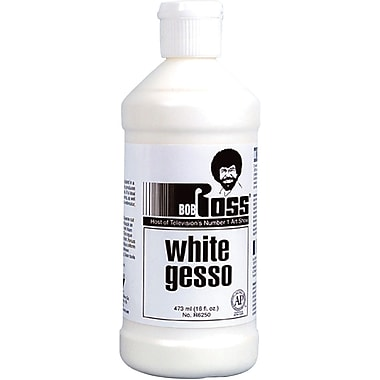 Martin/ F. Weber Bob Ross Gesso, 473ml, White