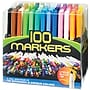 Pro-Art Marker Set, 100/Pkg, Bullet Point