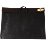 "Star Products Dura-Tote Classic Black Poly Portfolio, 20"" x 26"" x 2"""