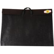 "Star Products Dura-Tote Classic Black Poly Portfolio, 23"" x 31"" x 2"""