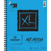 "Canson XL Multi-Media Paper Pad, 9"" x 12"""