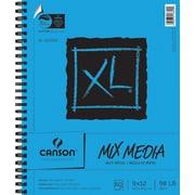 Canson XL Multi-Media Paper Pad, 9 x 12