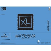 "Canson XL Watercolor Paper Pad, 18"" x 24"""