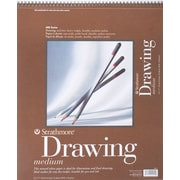 Strathmore Drawing Medium Paper Pad, 14 x 17