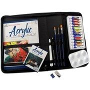 Royal Brush Studio Artist Set, Acrylic (KCXLACR)