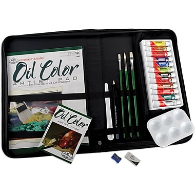 Royal Brush Studio Artist Set, Oil Color