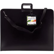 Royal Brush Stiff Black Nylon Portfolio