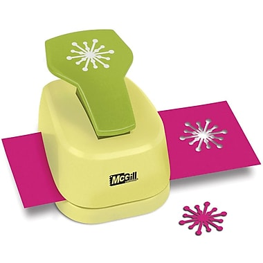 Mc Gill Paper Blossoms Lever Punch, Starburst