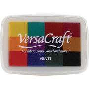 Tsukineko VersaCraft 12 Color Pad, Velvet