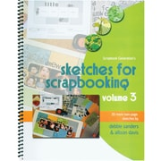 Scrapbook Generation, Sketches For Scrapbooking Volume 3